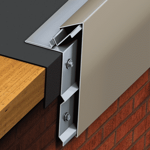 PAC Snap Edge Extended Fascia